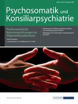 Psychosomatik und Konsiliarpsychiatrie