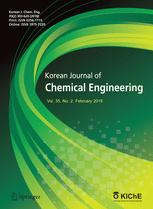 Korean Journal of Chemical Engineering