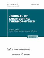 Journal of Engineering Thermophysics