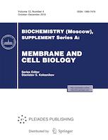 Biochemistry (Moscow), Supplement Series A: Membrane and Cell Biology