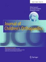 Journal of Children's Orthopaedics