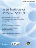 Irish Journal of Medical Science (1971 -)