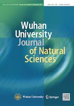 Wuhan University Journal of Natural Sciences