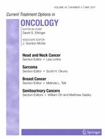 Current Treatment Options in Oncology