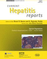 Current Hepatitis Reports