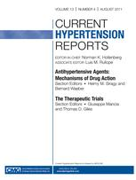 Current Hypertension Reports
