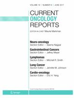 Current Oncology Reports