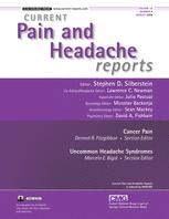 Image result for Curr Pain Headache Rep.