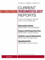 Current Rheumatology Reports