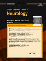 Current Treatment Options in Neurology