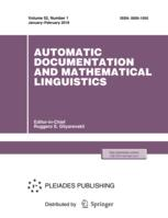 Automatic Documentation and Mathematical Linguistics