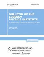 Bulletin of the Lebedev Physics Institute
