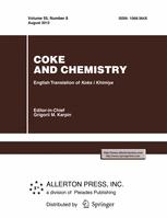 Coke and Chemistry