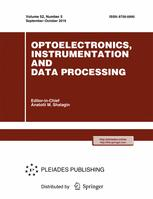 Optoelectronics, Instrumentation and Data Processing