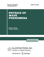 Physics of Wave Phenomena