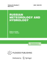 Russian Meteorology and Hydrology