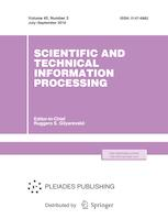Scientific and Technical Information Processing