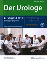 Der Urologe 8/2013