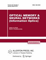 Optical Memory and Neural Networks