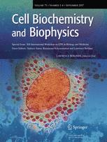 cell biochemistry and biophysics springer stay up to date