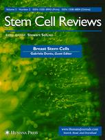 Stem Cell Reviews