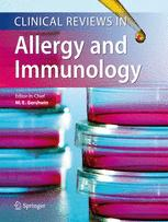 Clinical Reviews In Allergy