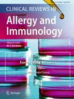 Clinical Reviews in Allergy & Immunology