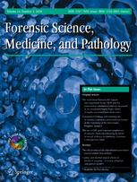 Forensic Science, Medicine and Pathology