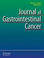 Journal of Gastrointestinal Cancer