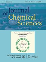 Journal of Chemical Sciences