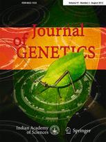 Journal of Genetics