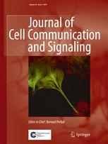 Journal of Cell Communication and Signaling