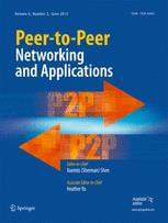 Peer-to-Peer Networking and Applications