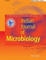 Indian Journal of Microbiology