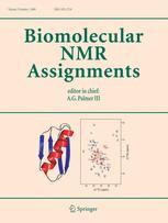 Biomolecular NMR Assignments