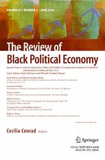 The Review of Black Political Economy