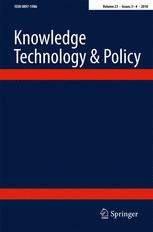 Knowledge, Technology, & Policy