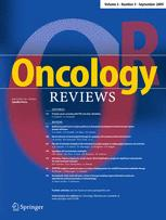 Oncology Reviews