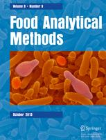 Food Analytical Methods