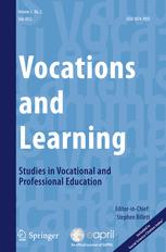 Dissertation on vocational education