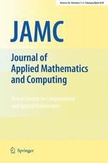 Journal of Applied Mathematics and Computing