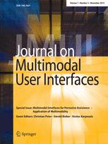 Journal on Multimodal User Interfaces