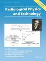 Radiological Physics and Technology 3/2017