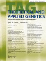 Theoretical and Applied Genetics