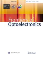 Frontiers of Optoelectronics