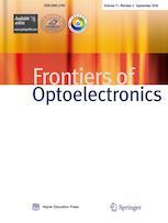 Frontiers of Optoelectronics