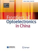 Frontiers of Optoelectronics in China