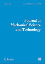 Journal of Mechanical Science and Technology