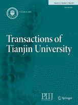 Transactions of Tianjin University