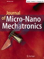 Journal of Micro-Nano Mechatronics